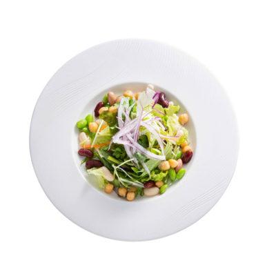 豆のコンビネーションサラダ